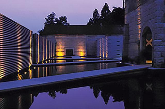 石の美術館